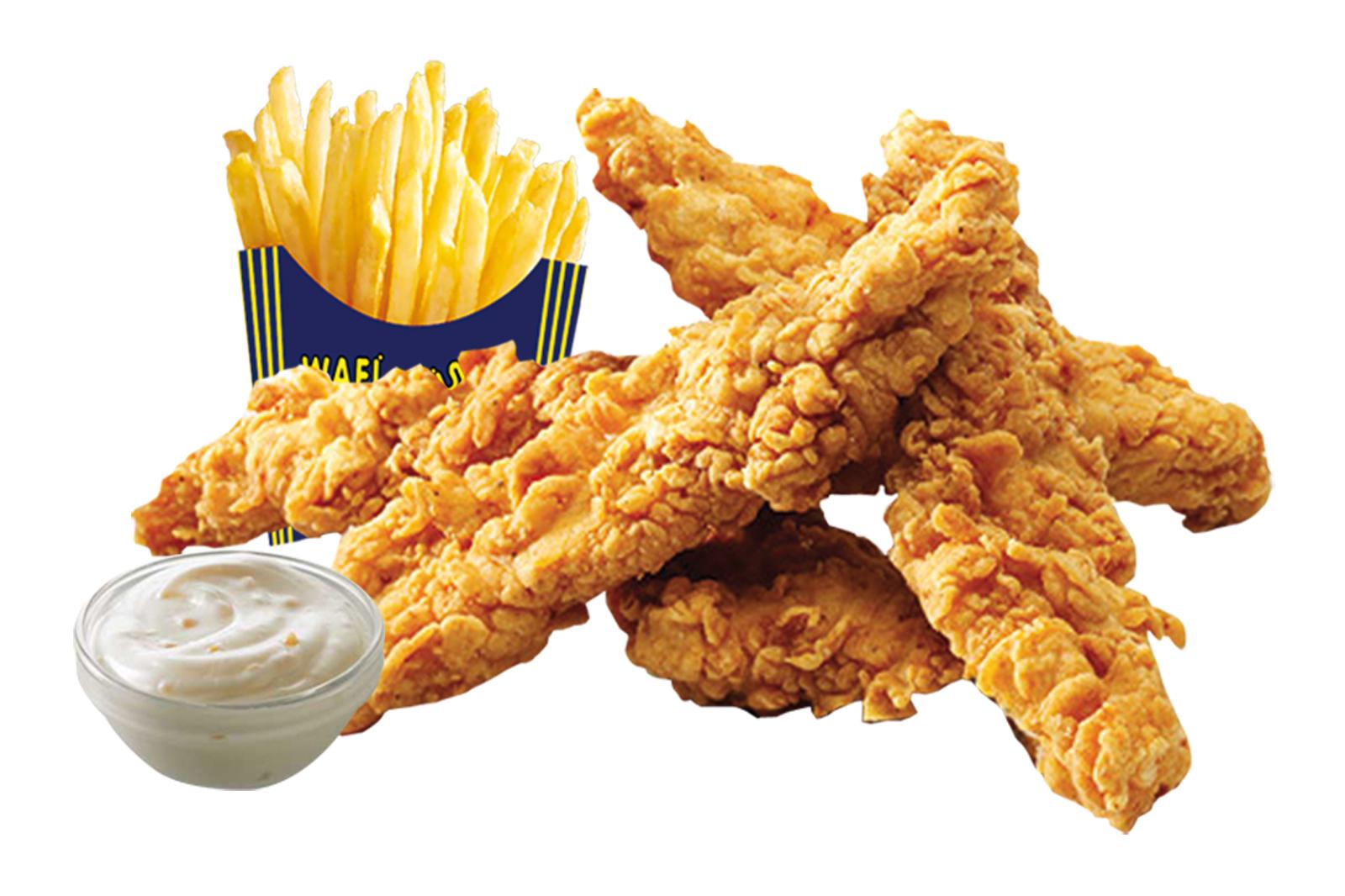 كريسبي دجاج مطعم وافي